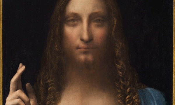 Rare Leonardo painting to stop in San Francisco before $100 million auction