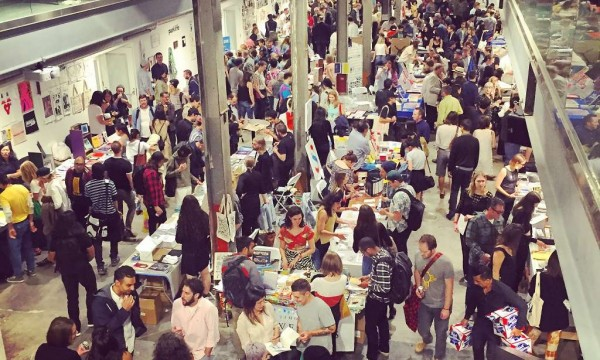 More than 100 exhibitors expected at weekend Art Book Fair