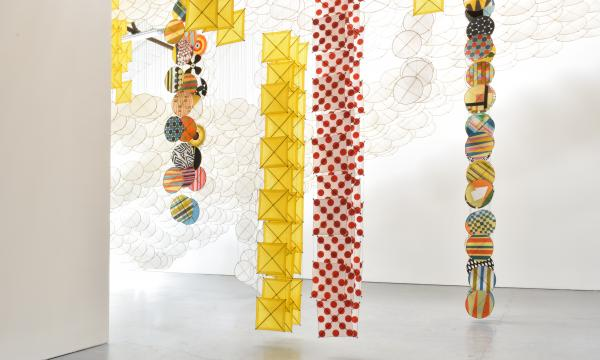Jacob Hashimoto: My Own Lost Romance
