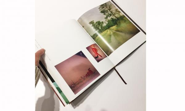Book signing with Todd Hido