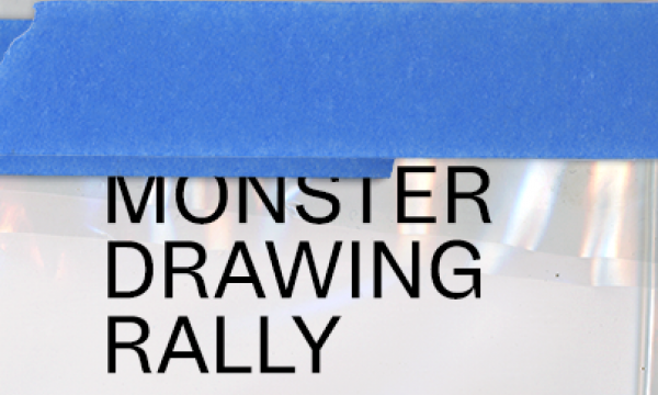 Southern Exposure's Monster Drawing Rally